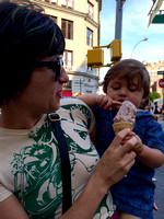 Mr Softy's Chocolate Ice Cream @ Union Sqr