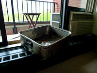 The Huge Roasting Pan from Spangler cafeteria.