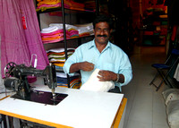 A tailor, Cochin