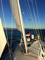 Sailing with Strygin, November